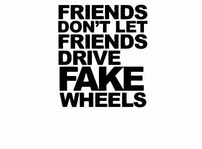friends dont let