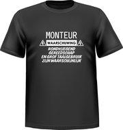 Monteur-shirt